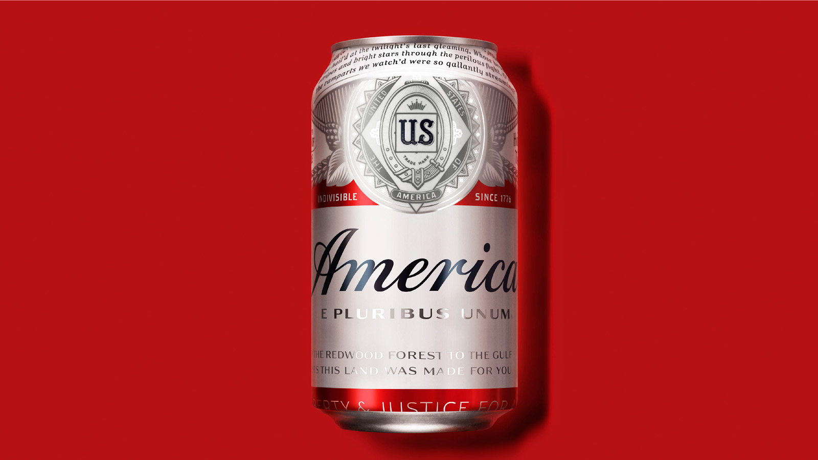 Budweiser America Can, A Curate's Egg