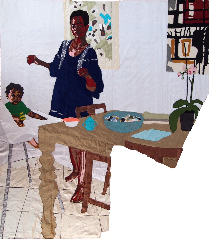 Billie Zangewa, A Curate's Egg