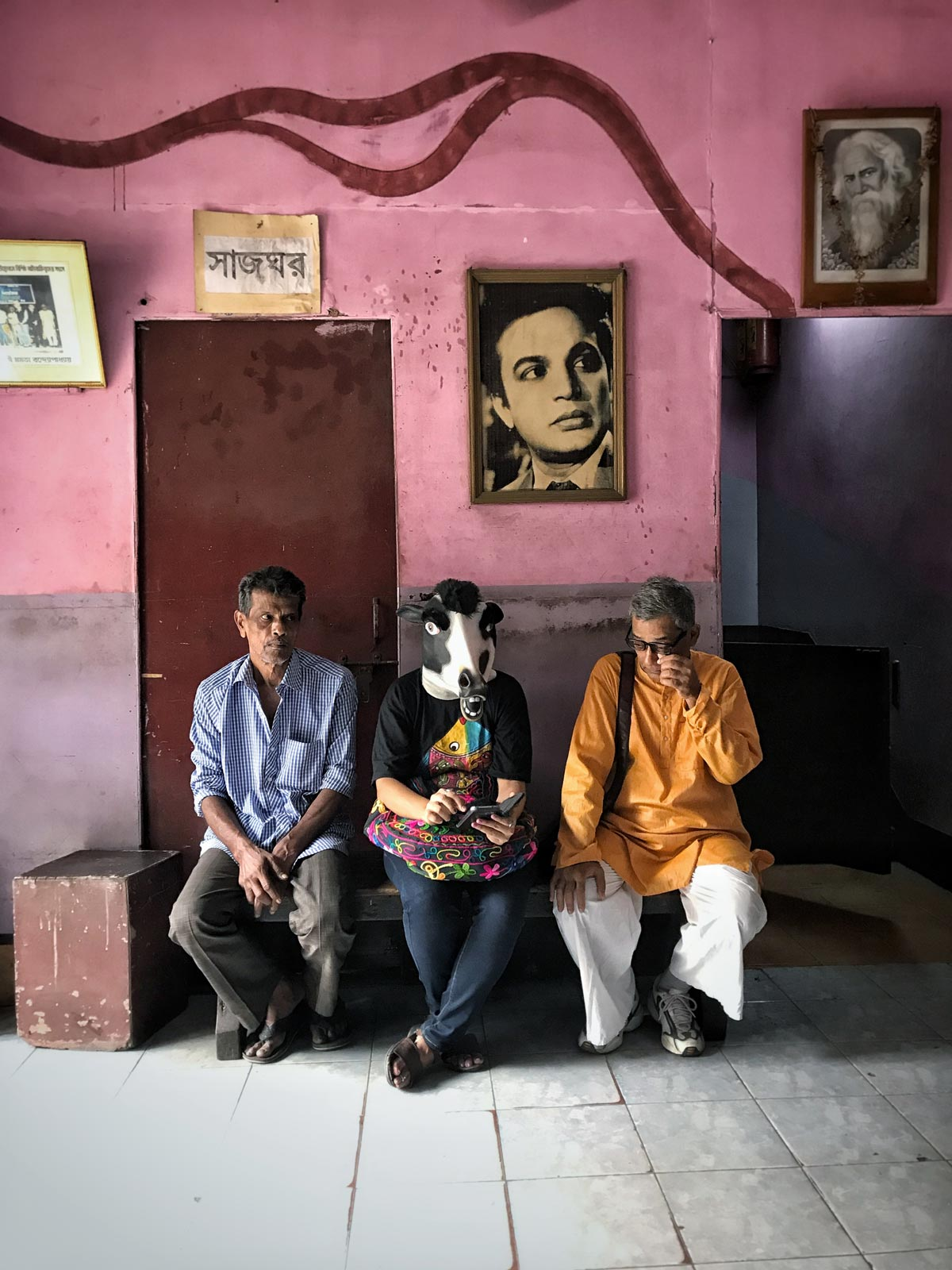Sujatro Ghosh, Photographer, A Curate's Egg