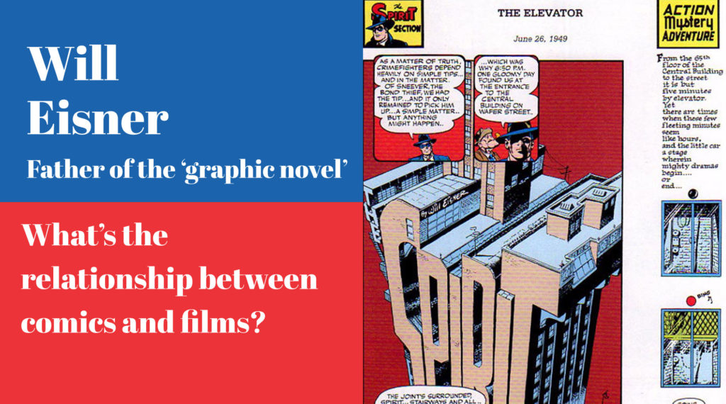 Will Eisner, Father of the Graphic Novel, A Curate's Egg